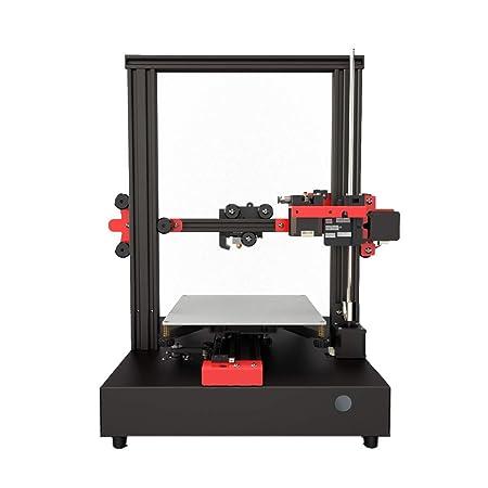 HJKH Impresora 3D Pro Todo el Marco del Metal DIY 3D Kit de ...