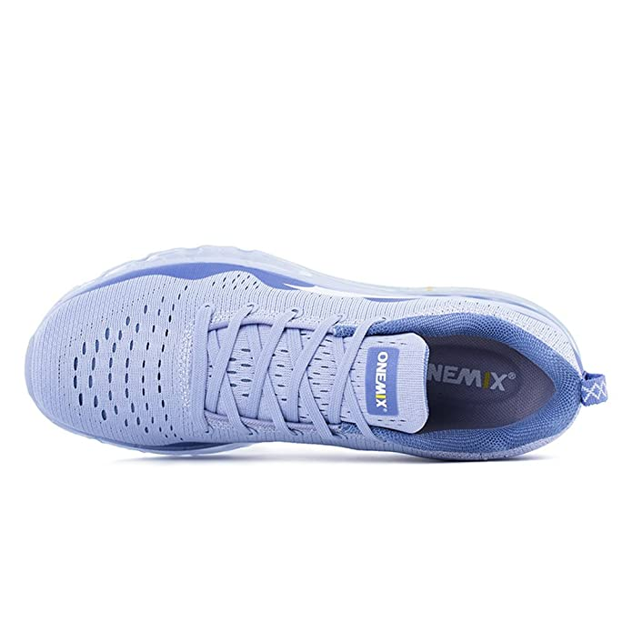 Amazon.com | ONEMIX Air Cushion Sports Running Shoes For Men and Women New  Wave Casual Walking Sneakers | Road Running