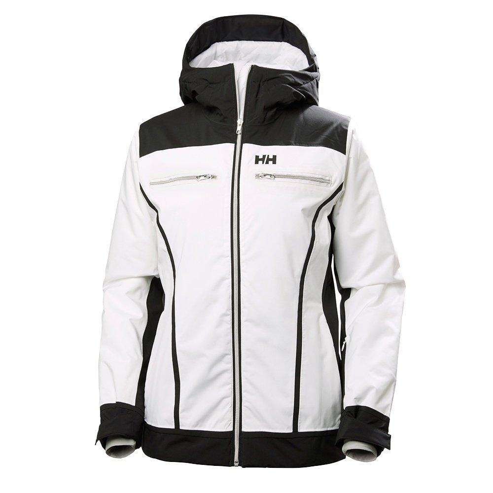 Helly Hansen Women's Belle W Jacket, White, XL by Helly Hansen
