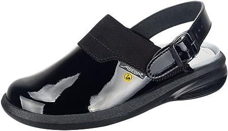 sabot Chaussure 35 35 Noir Easy ESD Abeba 37621 Taille XukiTOPwZl