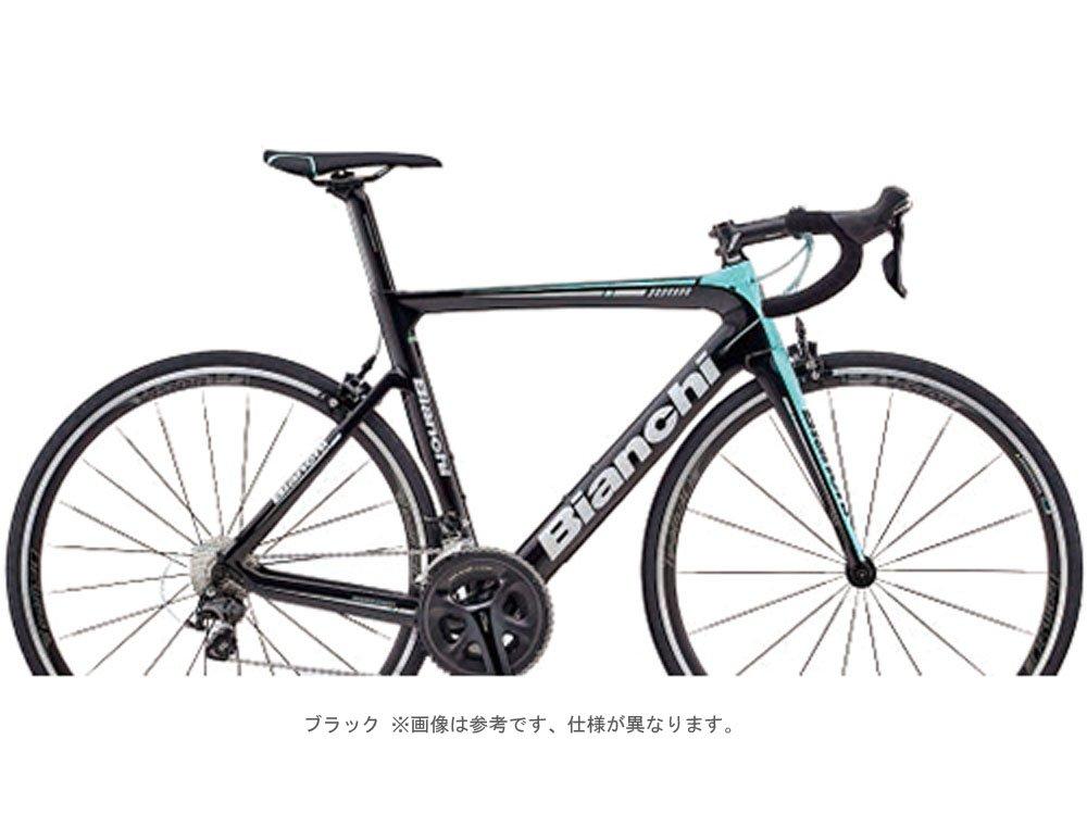 BIANCHI(ビアンキ) CYCLE 2018 ARIA ULTEGRA(2x11s)ロードバイク ブラック B0755BG4MS 50