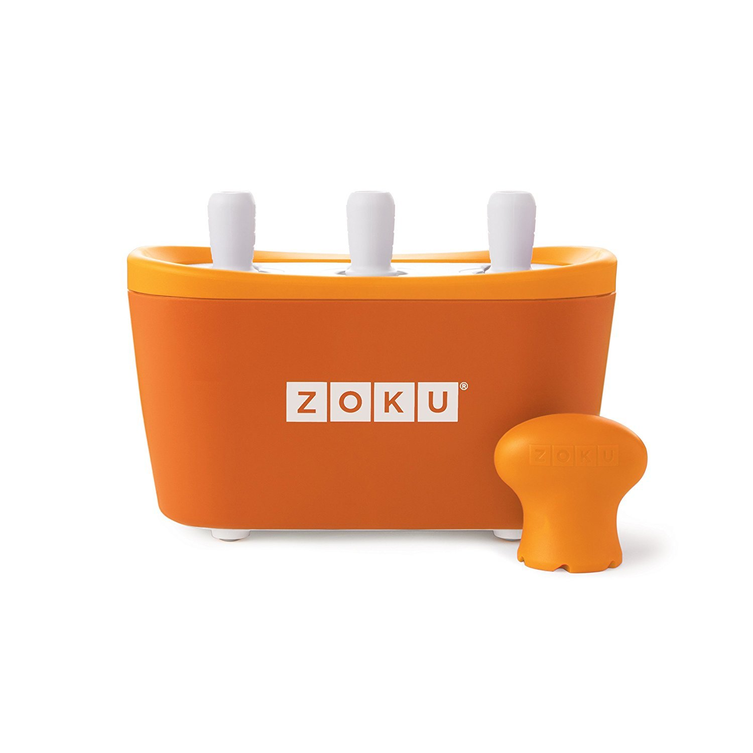 Zoku Quick Pop Maker, Orange