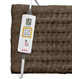 Sunbeam Xpress Heat King Heating Pad, Brown