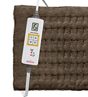 Sunbeam Xpress Heat King Heating Pad, Brown (B00942VQQC) | Amazon price tracker / tracking, Amazon price history charts, Amazon price watches, Amazon price drop alerts