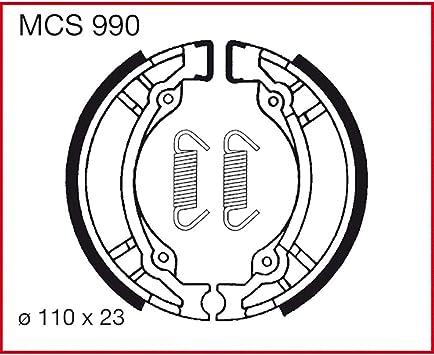 Bremsbacken Trw T Rex 125 Cp0 2 Takt 99 02 Hinten Auto