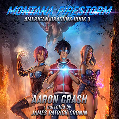 Pdf Fiction Montana Firestorm: American Dragons, Book 3