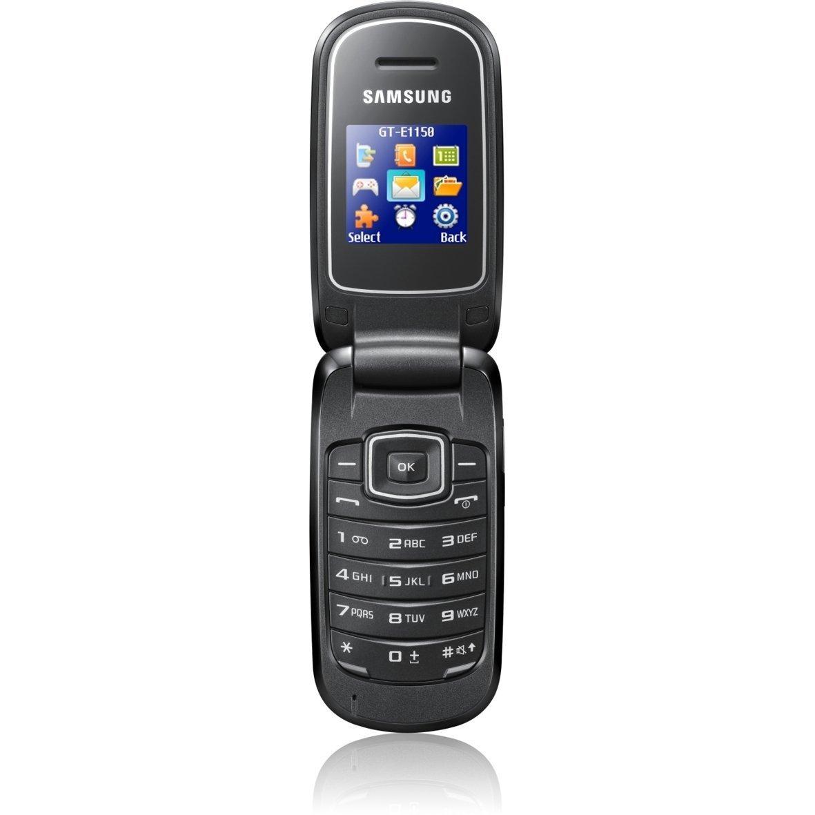 Téléphone GSM SAMSUNG E1150 NOIR