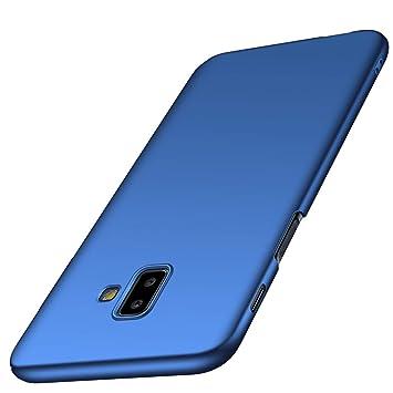 AOBOK Funda Samsung Galaxy J6 Plus, Ultra Slim Duro Fundas Anti-Rasguño Totalmente Protectora Caso Duro Carcasa Case para Samsung Galaxy J6 Plus ...