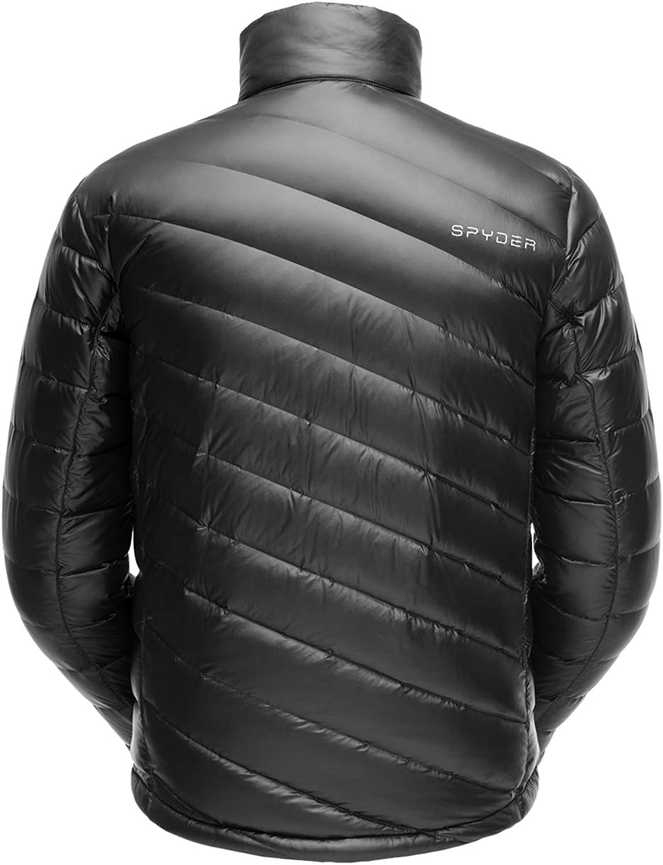 SPYDER Men/'s Syrround Down Waterproof 600 Fill Down Jacket