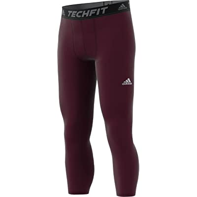 Adidas Mens Techfit Base Training Warm Tight