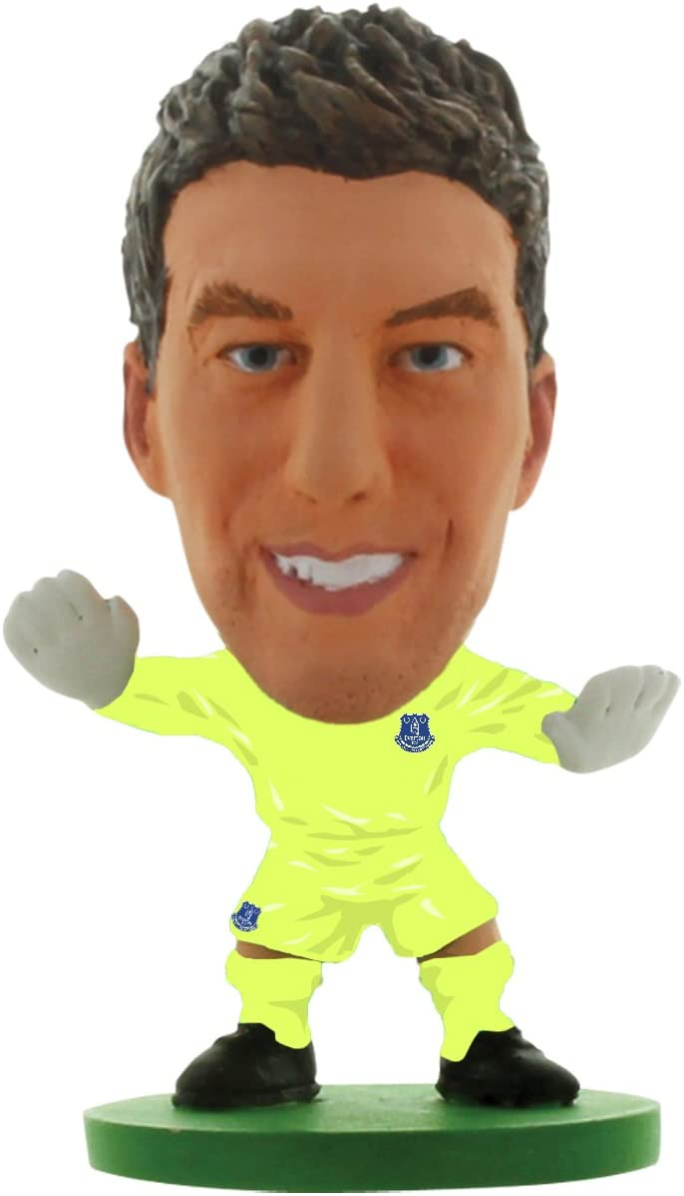 SoccerStarz Everton John Stones Home Kit
