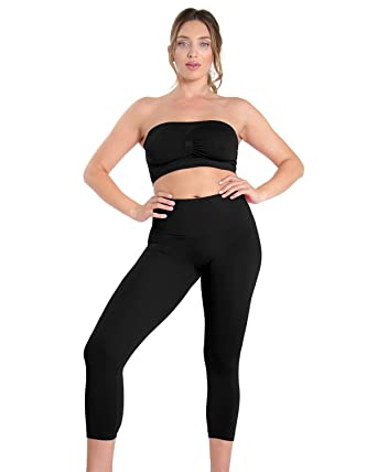 796c1ea006791 SlimMe MeMoi High Waist Control Shapewear Leggings | Women's Body ...