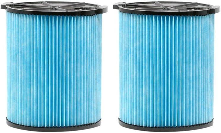 Todidaf - Accesorios de aspiradora de repuesto para barredora Ridgid V5000, 2 unidades: Amazon.es: Hogar