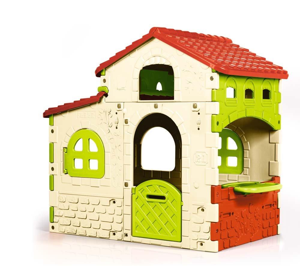 Feber Sweet House Spielhaus Kunststoff