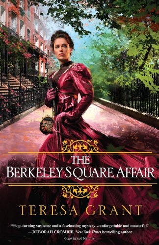 The Berkeley Square Affair (A Malcolm & Suzanne Mystery) pdf
