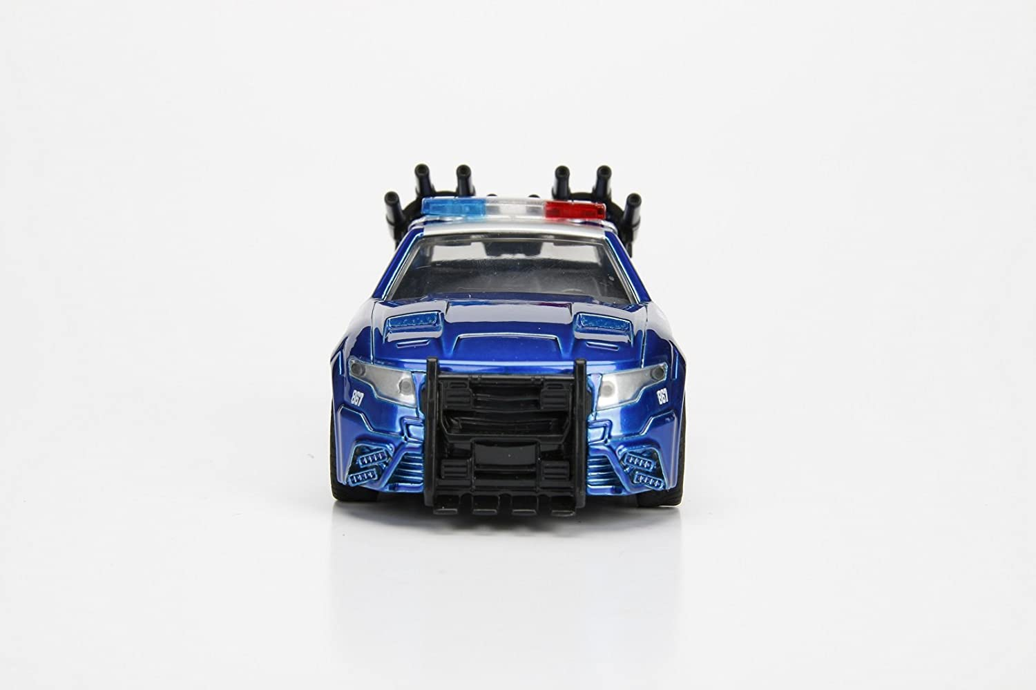 Police Car [Jada 98394], Barricade,