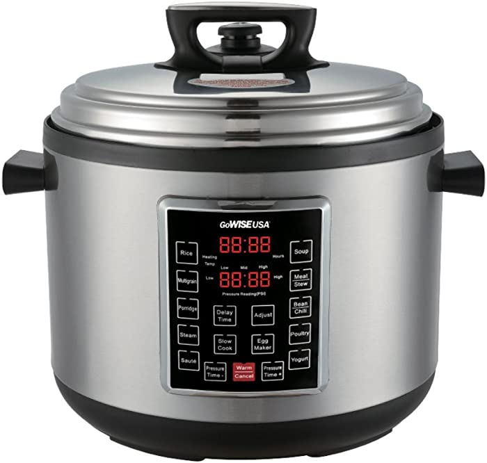 Top 10 Pressure Cooker 20 Quart Electric