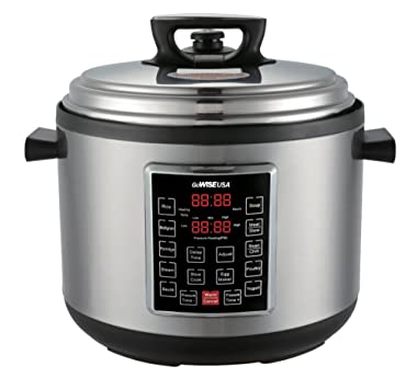 GoWISE USA 12-Quart 10-in-1 electric pressure cooker XL