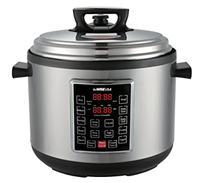 GoWISE USA Electric Pressure Cooker Review