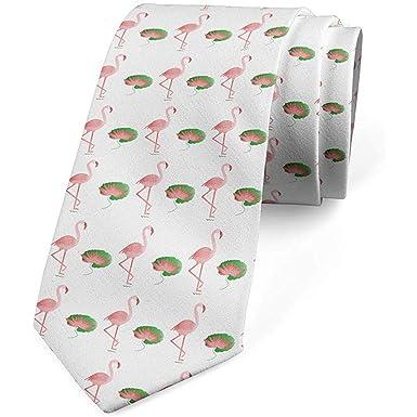 Corbata para hombres, plantas exóticas de la isla de los pájaros ...