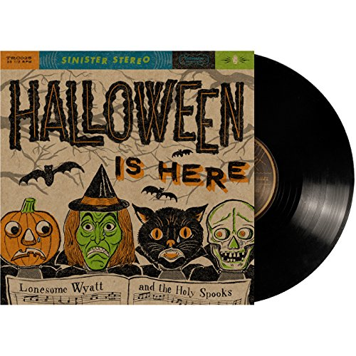 Halloween is Here (vinyl LP with download card)