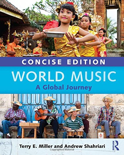 Journey Pack - World Music Concise Edition: A Global Journey - Paperback & CD Set Value Pack