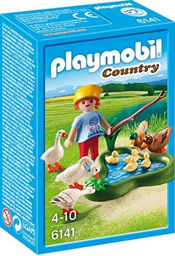PLAYMOBIL 6141 - Enten und Gänse am Teich