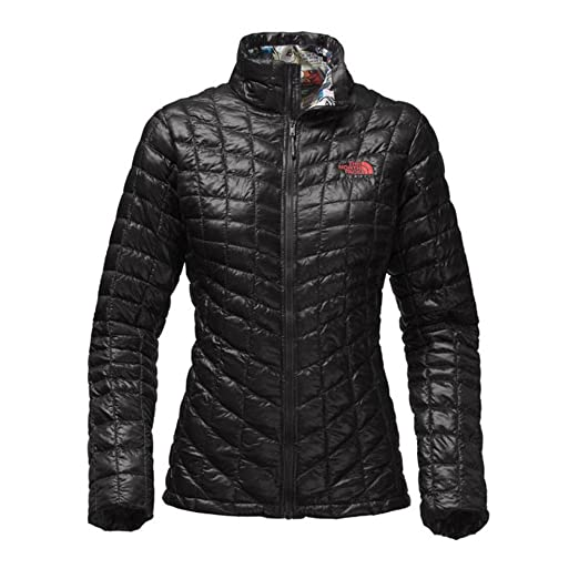 The Norh Face Womens Thermoball Full Zip Jacket (X-Small, TNF Black/