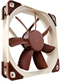 Noctua NF-S12A ULN, 3-Pin Premium Cooling Fan (120mm, Brown)