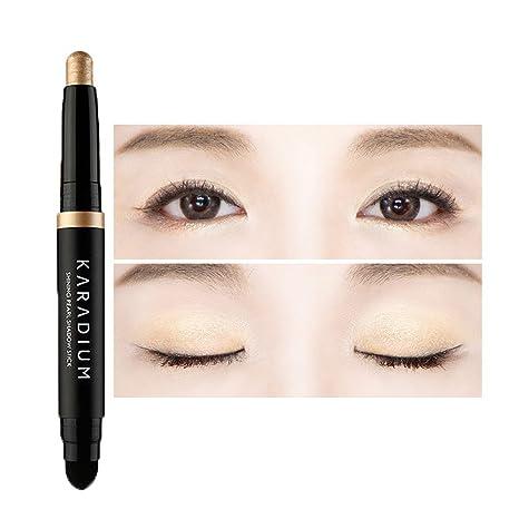 KARADIUM Perla brillante manchar de sombra de ojos Stick, 1,4 g, 4