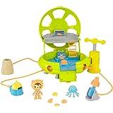 Fisher-Price Mattel BML81 - Oktonauten Tiefsee Okto-Labor
