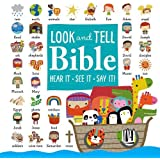 The Look and Tell Bible: Bible Stories in Rebus Format