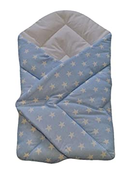 BABY NEWBORN SOFT SWADDLE WRAP SLEEPING BAG ROZEK