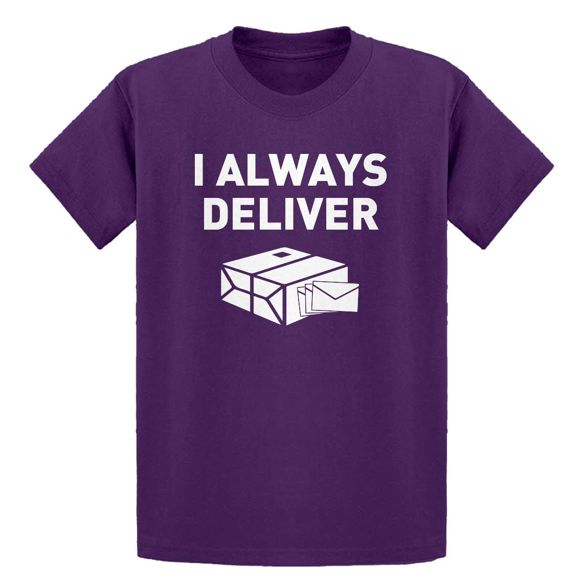 Indica Plateau Youth I Always Deliver Kids T-Shirt