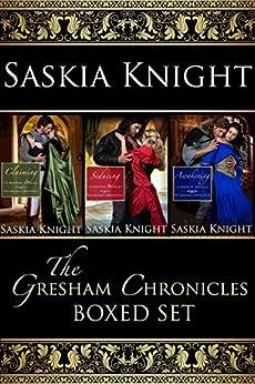The Gresham Chronicles (Books 1-3): Three Medieval Romances by [Knight, Saskia]