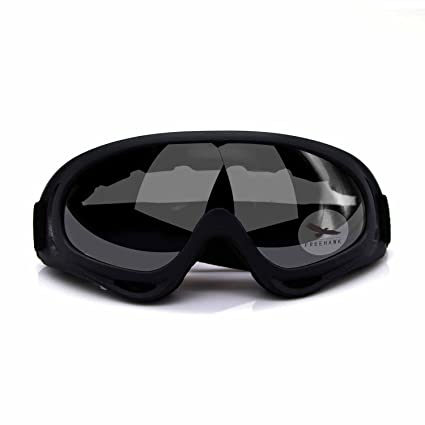67b1fe09ef Freehawk Adjustable UV Protective Outdoor Glasses Motorcycle Goggles  Protective Combat Goggles Military Sunglasses Outdoor Tactical Goggles to  Prevent ...