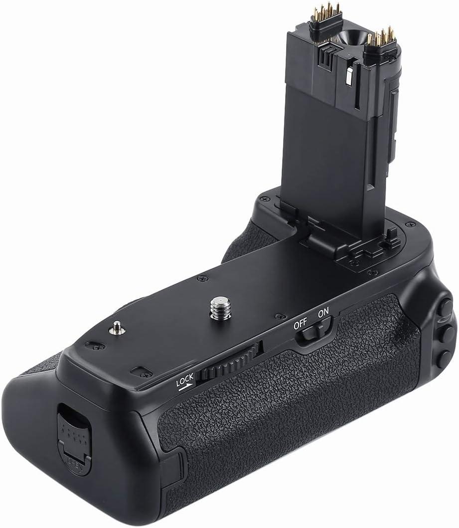 XIAOMIN Vertical Camera Battery Grip for Canon EOS 6D Mark II Premium Material