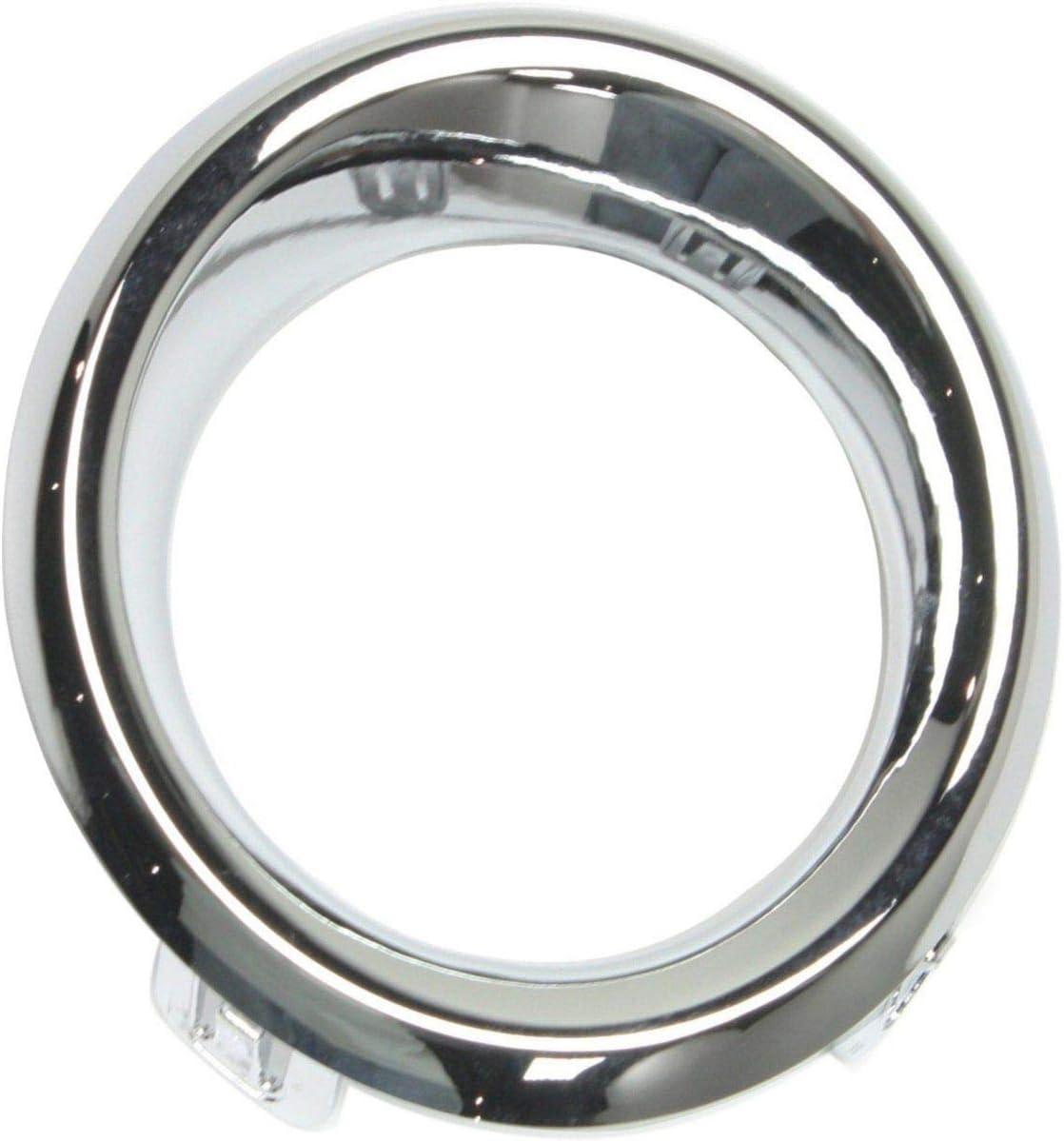 For Mercedes-Benz C250 12-15 K-Metal 8333354 Front Driver Side Fog Light Bezel