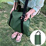 S WIDEN ELECTRIC Fruit Picking Bag Garden Waterproof Durable Harvest Apron with Adjustable Shoulder Thicker Canvas Picking Storage Bag for Fruit Vegetable Picking Storage Awesome