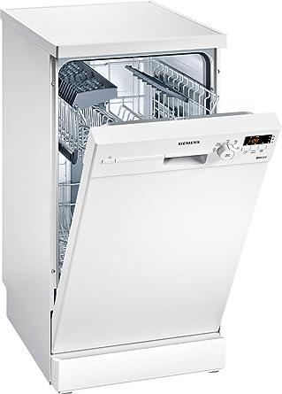 Perfekt Siemens SR25E207EU IQ300 Geschirrspüler / A+ / 220 KWh/Jahr / 9 MGD / 2660  L/Jahr / AquaStop / DosageAssist: Amazon.de: Elektro Großgeräte