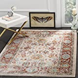 Safavieh SUT405L-8 Area Rug, 8′ x 10′, Ivory Review