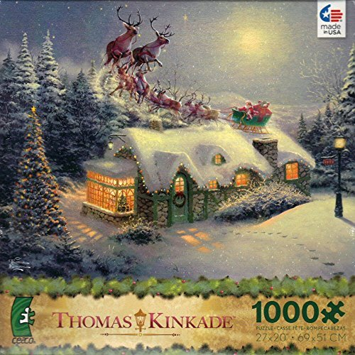 Thomas Kinkade Holiday Blessings