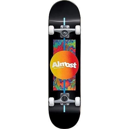 Almost Gradient FLIP Skateboard Complete-7.0 Black