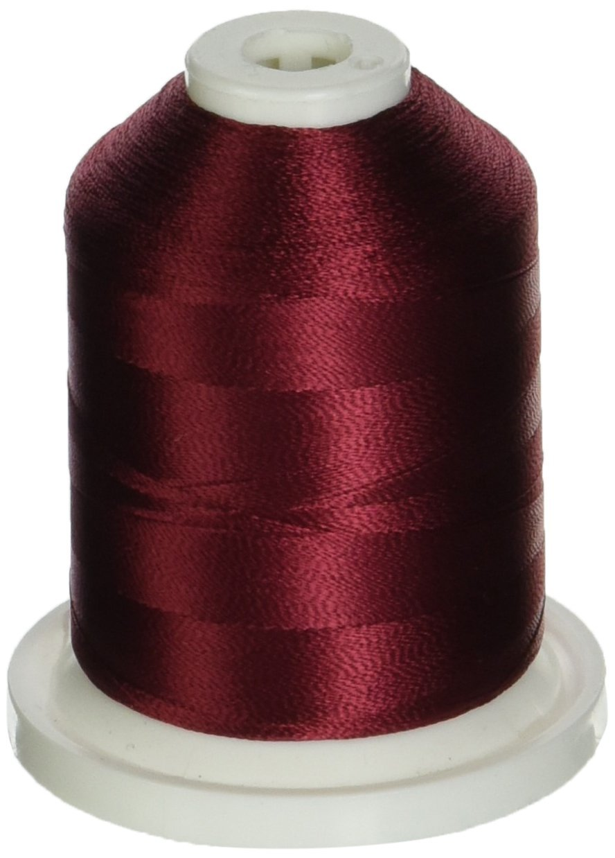 Robison-Anton Rayon Super Strength Thread, 1100-Yard, Burgundy 300S-2249
