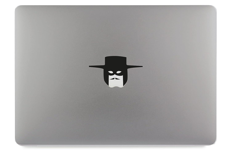 Zorro Klein Apple Macbook Air Pro Aufkleber Skin Decal