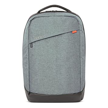 "7391511d9d Mobilis Sac à dos compatible ordinateur portable / tablette 14-16"" -  Gris"
