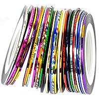 Zierstreifen Striping Tape Streifen Nail Art Stripes Stripe Sticker
