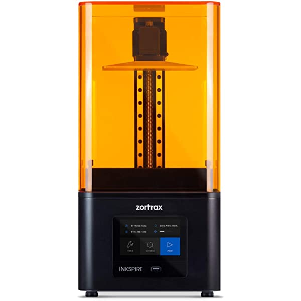 BESTSUGER Impresora 3D portátil, Impresora 3D de Resina ...