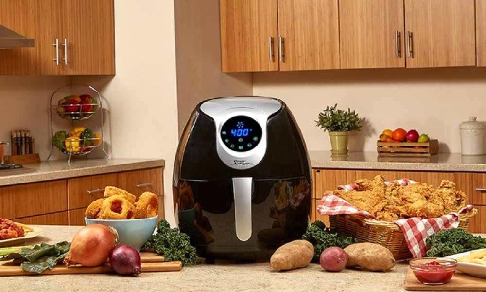 Power Air Fryer XL 3.4 QT
