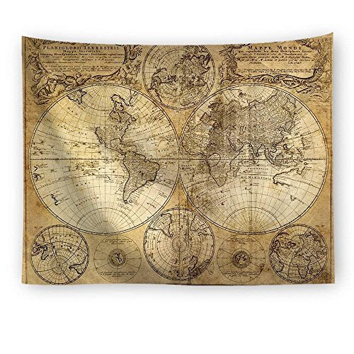 Compare price to old world map tapestry tragerlawz old world map tapestry 6 gumiabroncs Images